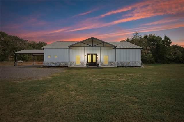 282 Woodland Drive, Lorena, TX 76655 (MLS #204355) :: A.G. Real Estate & Associates