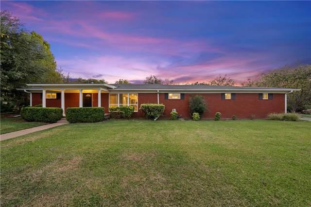 732 Arliss Drive, Woodway, TX 76712 (MLS #204367) :: A.G. Real Estate & Associates