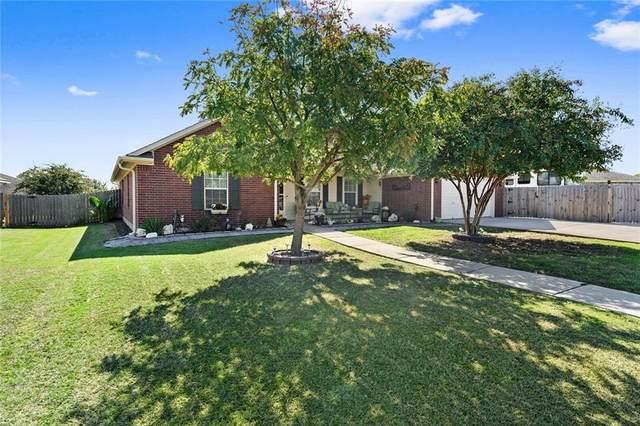 167 Pearl Drive, Hewitt, TX 76643 (MLS #204403) :: A.G. Real Estate & Associates