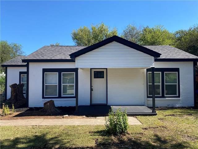 3701 N 25th Street, Waco, TX 76708 (MLS #204420) :: Vista Real Estate