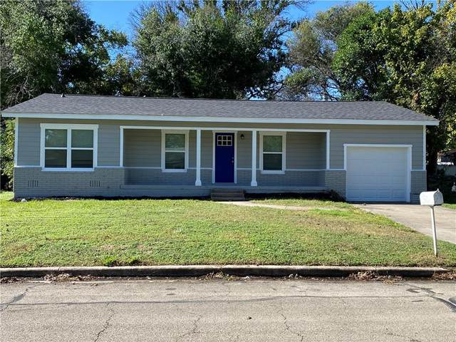2507 S 25th Street, Waco, TX 76706 (MLS #204421) :: Vista Real Estate