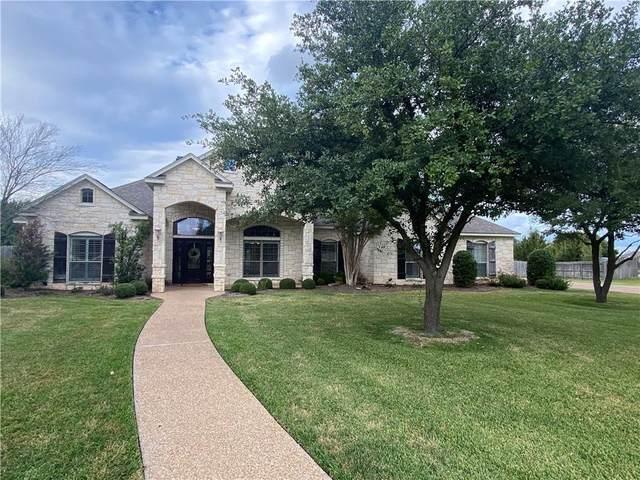 1041 Briar Glen Circle, Mcgregor, TX 76657 (MLS #204436) :: Vista Real Estate