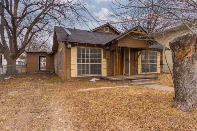 1011 Kane, Waco, TX 76705 (MLS #173582) :: Magnolia Realty