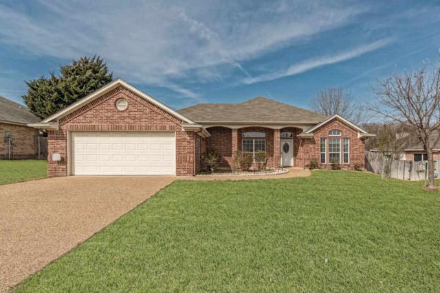 608 Pebble Creek Dr, Hewitt, TX 76643 (MLS #173728) :: Keller Williams Realty