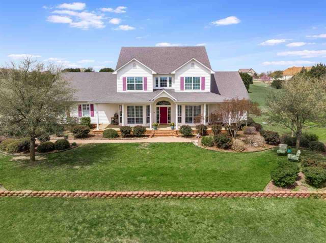 345 Vista Grande Loop, Lorena, TX 76655 (MLS #174071) :: A.G. Real Estate & Associates
