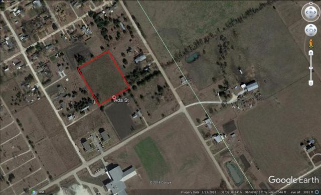 Ada Street, Mart, TX 76664 (MLS #175126) :: Magnolia Realty