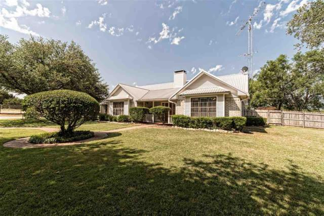 1040 Chapman Road, Crawford, TX 76638 (MLS #175486) :: Magnolia Realty