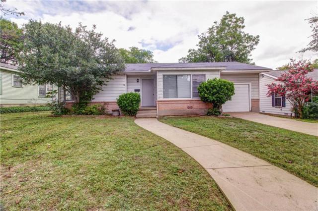 4525 Sanger Avenue, Waco, TX 76710 (MLS #180110) :: Magnolia Realty