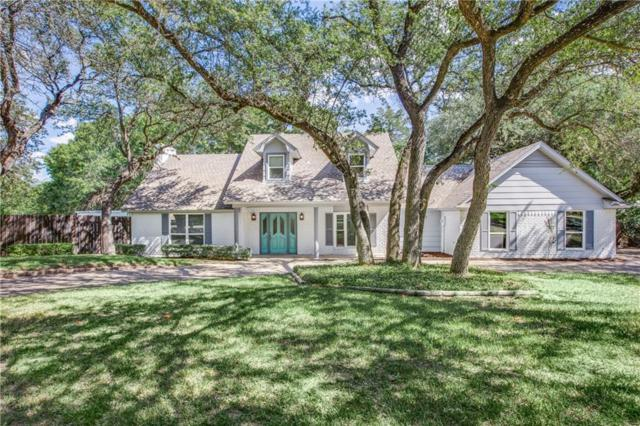 1625 Cherry Creek Drive, Woodway, TX 76712 (MLS #185014) :: A.G. Real Estate & Associates