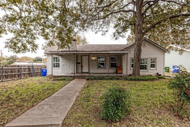 3816 Hubby Avenue, Waco, TX 76710 (MLS #186590) :: A.G. Real Estate & Associates
