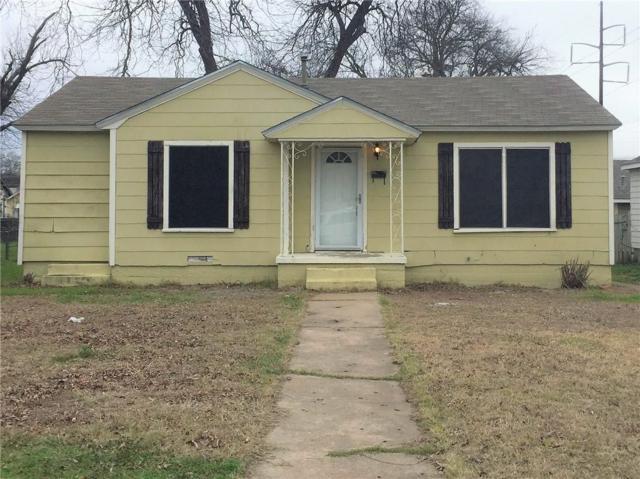 2705 Proctor Avenue, Waco, TX 76708 (MLS #187293) :: Magnolia Realty