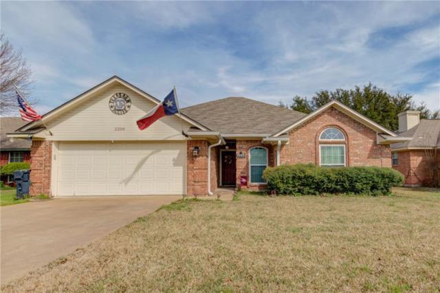 2200 Rey Drive, Waco, TX 76712 (MLS #187307) :: Magnolia Realty