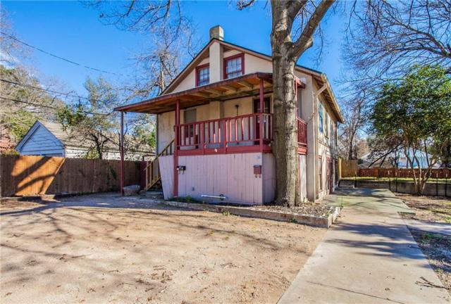 3118 W Waco Drive, Waco, TX 76710 (MLS #187309) :: Magnolia Realty