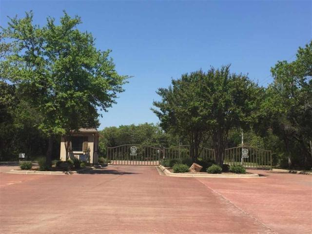 .992+/- acre Dominion Oaks Drive, China Spring, TX 76633 (MLS #187711) :: A.G. Real Estate & Associates