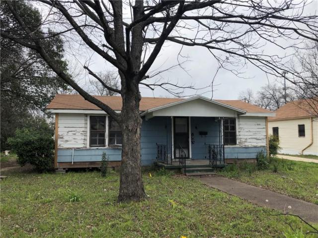 1025 Oakwood Avenue, Waco, TX 76706 (MLS #187896) :: Magnolia Realty