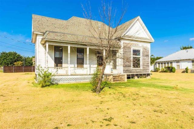 120 N Ave D, Crawford, TX 76638 (MLS #189777) :: A.G. Real Estate & Associates