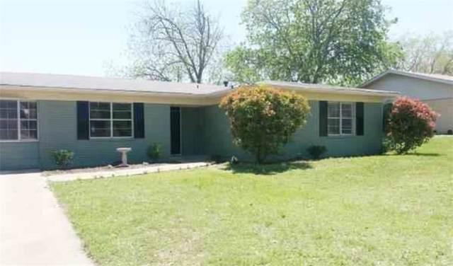 117 E Dawn Drive, Robinson, TX 76706 (MLS #191947) :: A.G. Real Estate & Associates