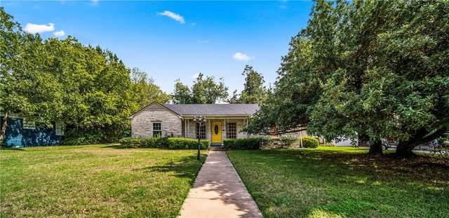 3218 Cumberland Avenue, Waco, TX 76707 (MLS #192541) :: A.G. Real Estate & Associates