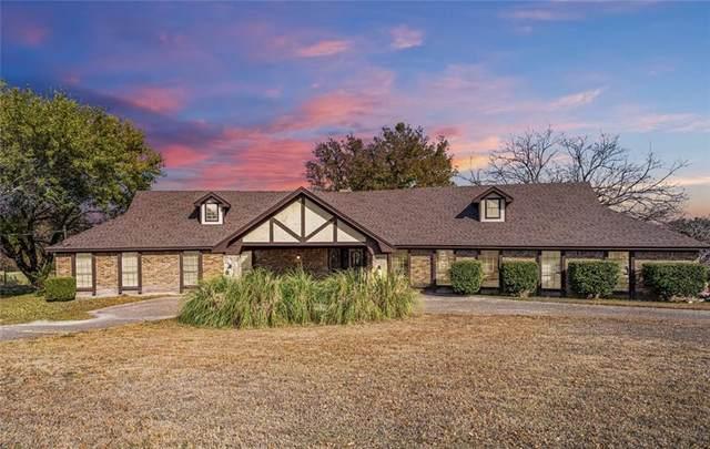 195 Hillside Drive, Robinson, TX 76706 (MLS #192726) :: A.G. Real Estate & Associates
