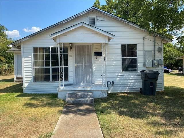 822 Garrett Street, Waco, TX 76706 (MLS #193248) :: A.G. Real Estate & Associates