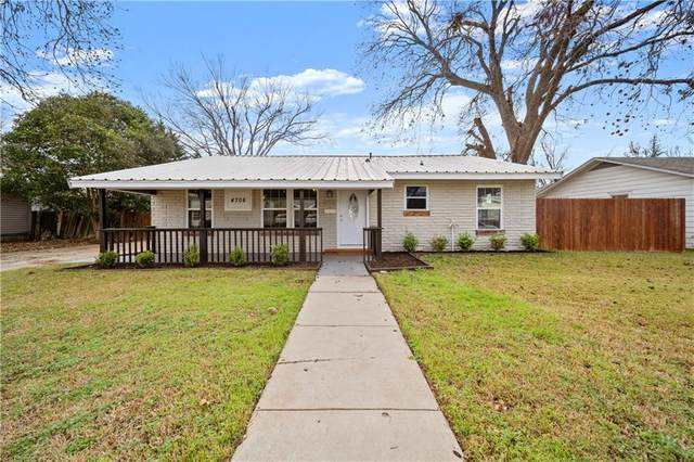 4708 Erath Street, Waco, TX 76710 (MLS #193362) :: A.G. Real Estate & Associates