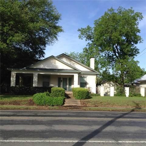 803 N Magnolia Avenue, Hubbard, TX 76648 (MLS #193511) :: A.G. Real Estate & Associates
