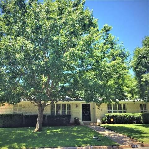 1808 Laurel Lake Drive, Waco, TX 76710 (MLS #193876) :: A.G. Real Estate & Associates