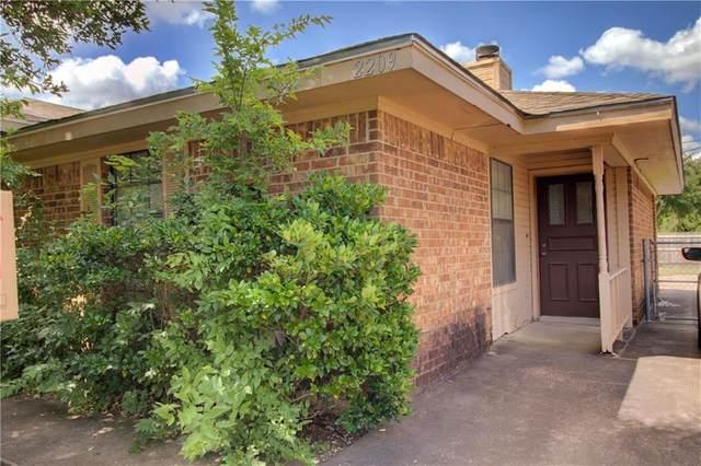 2209-2211 Kirby Lee Street, Waco, TX 76712 (#194180) :: Zina & Co. Real Estate