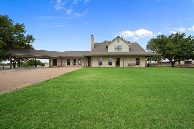 1669 Rattler Hill Road, Mcgregor, TX 76657 (MLS #194303) :: A.G. Real Estate & Associates
