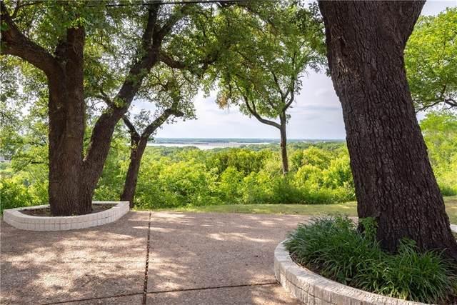 8101 Forest Ridge Drive, Woodway, TX 76712 (MLS #194332) :: A.G. Real Estate & Associates