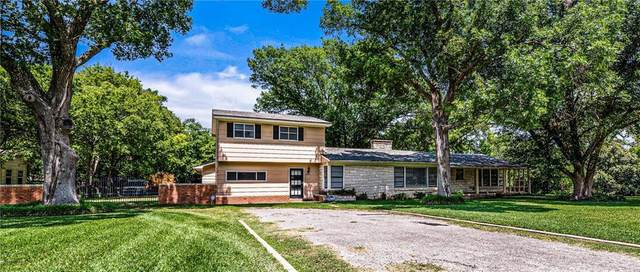 3421 Macarthur Drive, Waco, TX 76708 (MLS #195280) :: A.G. Real Estate & Associates