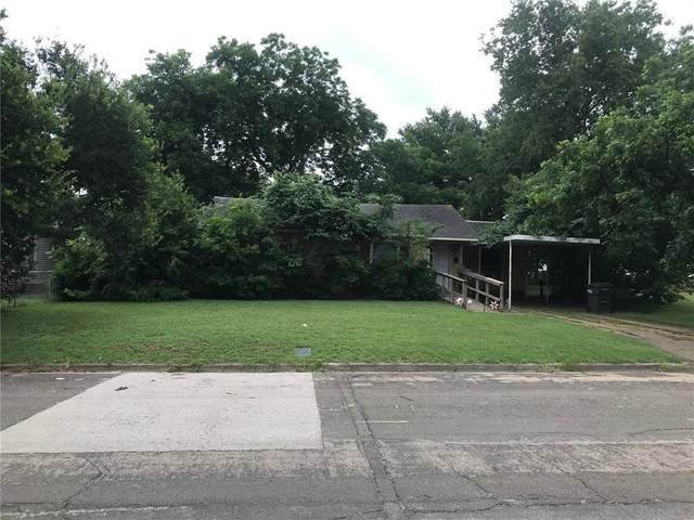 3820 Elliott Drive, Waco, TX 76711 (MLS #195462) :: A.G. Real Estate & Associates