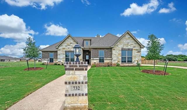 732 Whirlaway Road, Hewitt, TX 76643 (MLS #195564) :: A.G. Real Estate & Associates