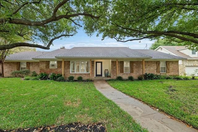 202 Taos Drive, Woodway, TX 76712 (MLS #195573) :: A.G. Real Estate & Associates