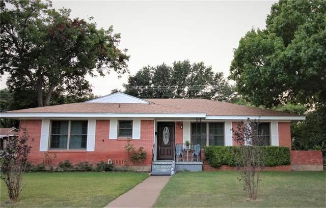 2100 Curtis Drive, Waco, TX 76710 (MLS #196122) :: A.G. Real Estate & Associates