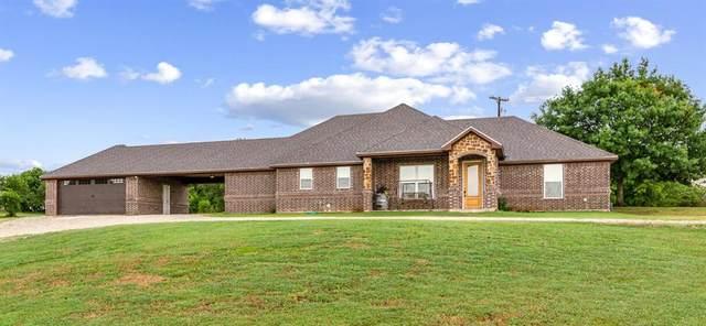 134 Golfview Circle, Mart, TX 76664 (MLS #196185) :: A.G. Real Estate & Associates