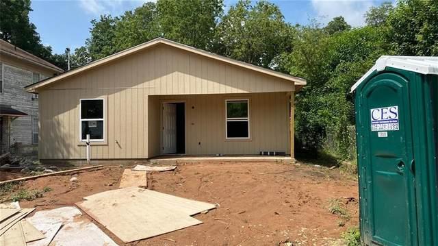 1124 N 13th Street, Waco, TX 76707 (MLS #196289) :: A.G. Real Estate & Associates