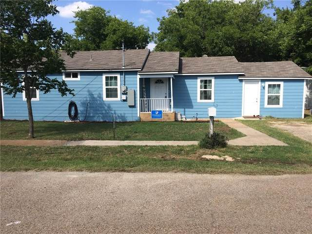 1032 S Madison Street, Mcgregor, TX 76657 (MLS #196412) :: A.G. Real Estate & Associates
