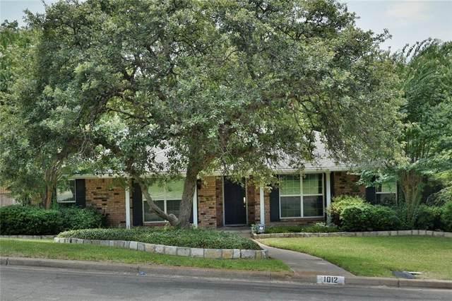 1012 Rambler Drive, Waco, TX 76710 (MLS #196555) :: A.G. Real Estate & Associates