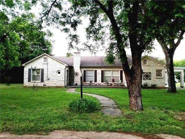 618 S Van Buren Street, Mcgregor, TX 76657 (MLS #196866) :: A.G. Real Estate & Associates
