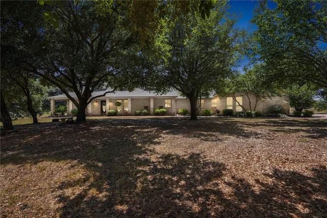 2863 Burl Lane, Lorena, TX 76655 (MLS #196953) :: A.G. Real Estate & Associates