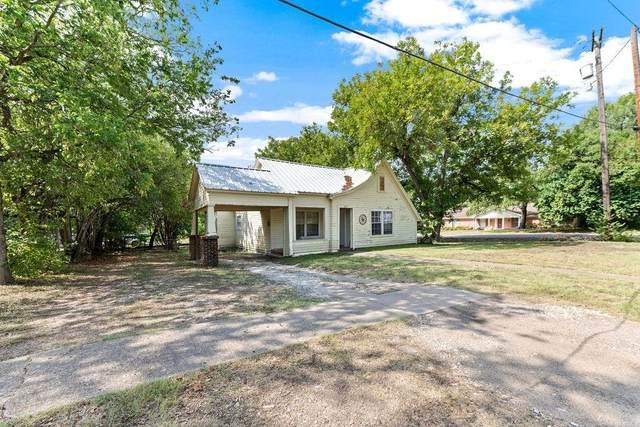 320 Lange, Marlin, TX 76661 (MLS #197022) :: A.G. Real Estate & Associates