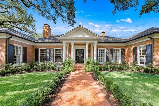4901 Ridgeview Drive, Waco, TX 76710 (MLS #197704) :: A.G. Real Estate & Associates