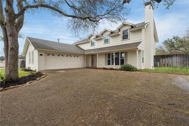 1007 Oak Grove Circle, Woodway, TX 76712 (MLS #198746) :: A.G. Real Estate & Associates