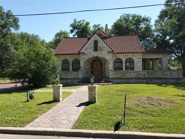 511 E Farrar Street, Groesbeck, TX 76642 (MLS #199282) :: A.G. Real Estate & Associates