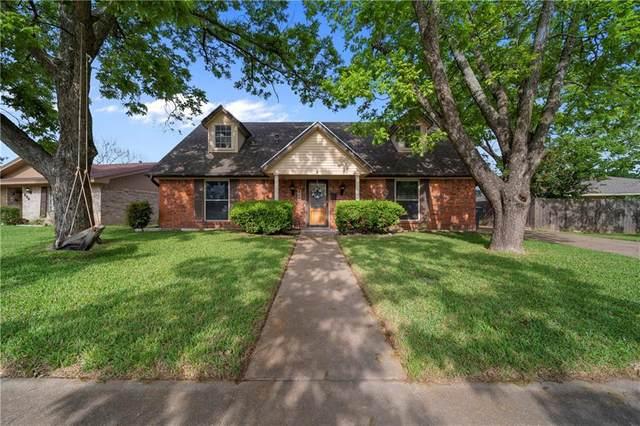 528 Tipton Drive, Waco, TX 76710 (MLS #199288) :: A.G. Real Estate & Associates