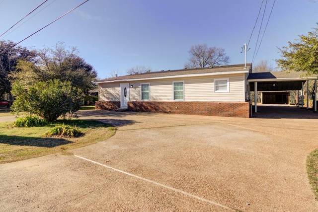 806 E 2nd Street, Mcgregor, TX 76657 (MLS #199311) :: A.G. Real Estate & Associates