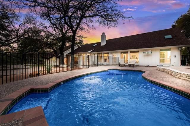 11027 Chapel Road, Lorena, TX 76655 (MLS #200316) :: A.G. Real Estate & Associates