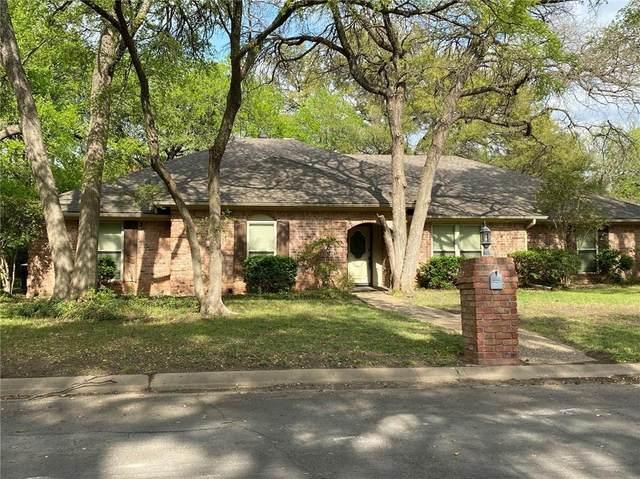 1611 Oak Hollow Drive, Woodway, TX 76712 (MLS #200344) :: A.G. Real Estate & Associates