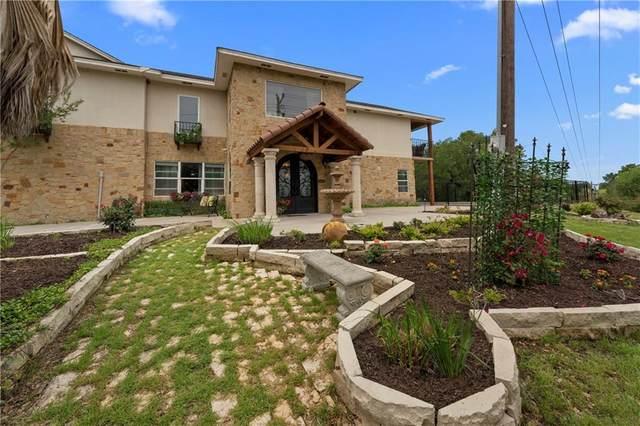 439 Cr 414, Chilton, TX 76632 (MLS #200643) :: Vista Real Estate
